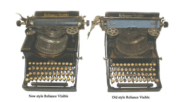 Reliance Visible 2 styles