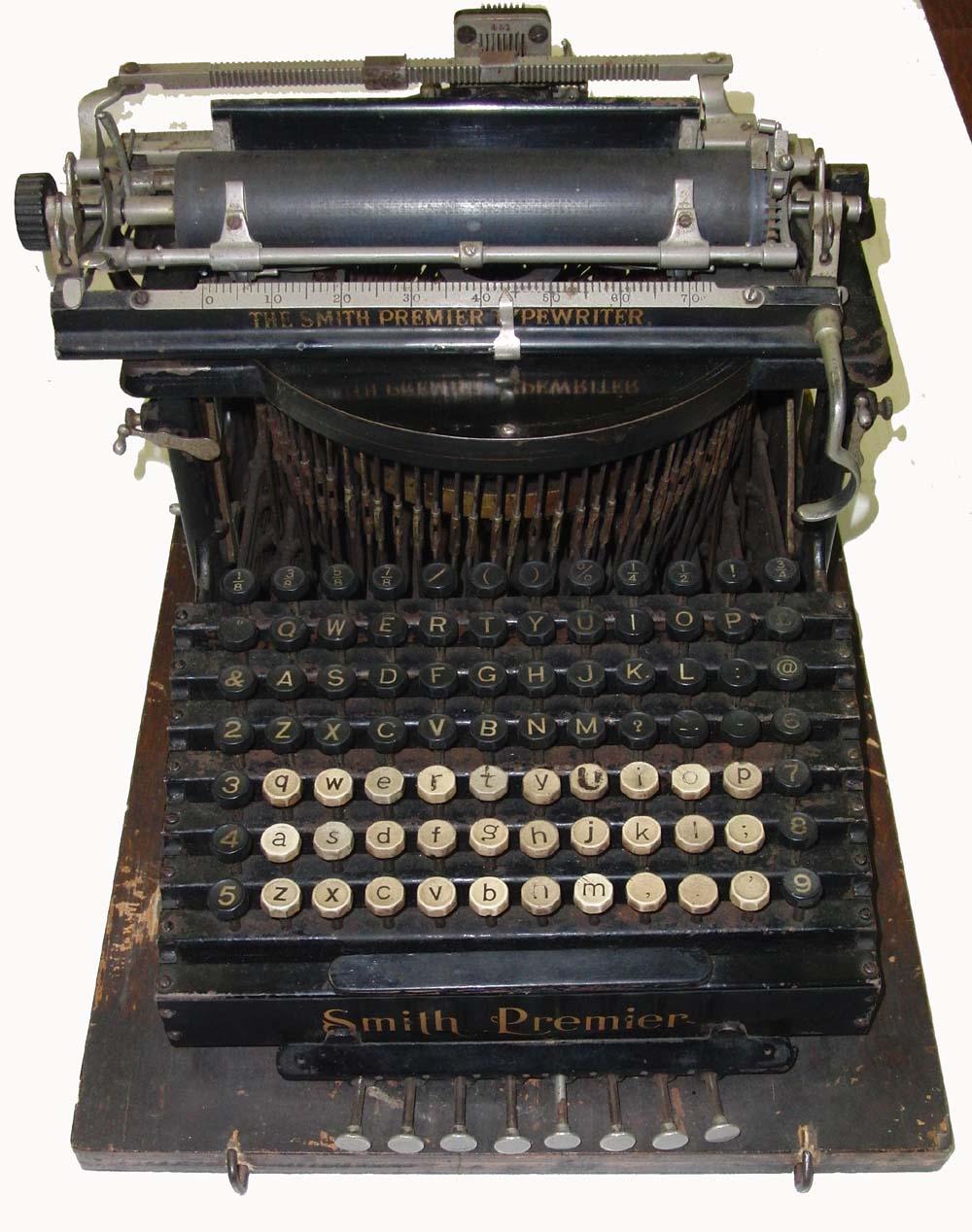 The Chestnut Ridge Typewriter Museum